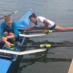 Rowing in Belgium