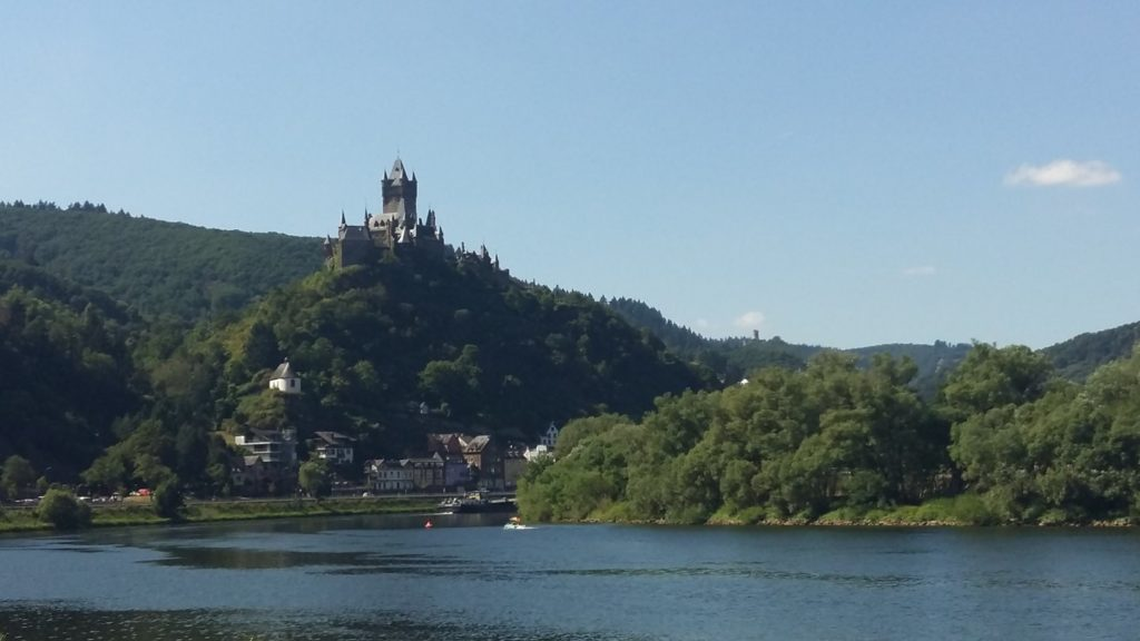Rowing in Germany - Moselle River