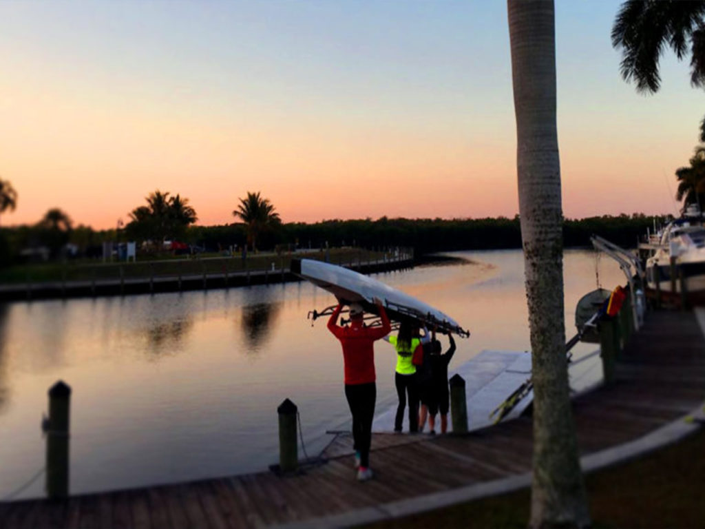 Rowing in America - Florida