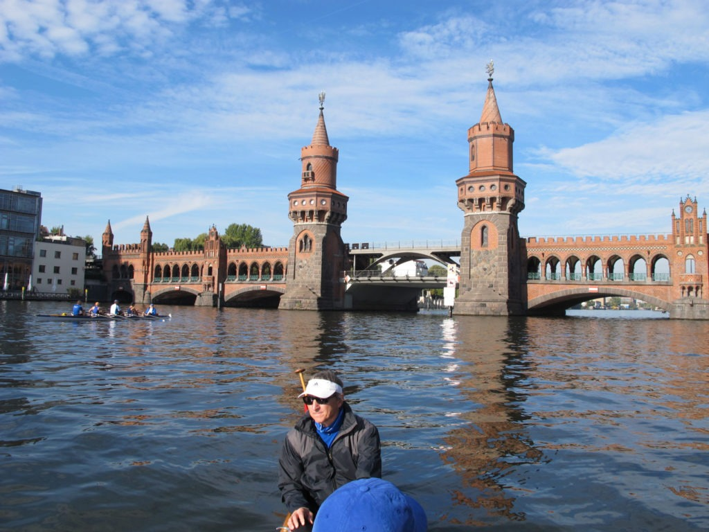 Rowing in Germany - Berlin