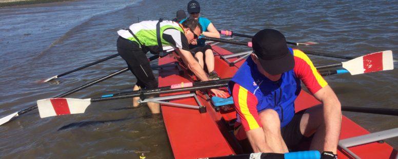 Coastal Rowing – Bay of Arcachon (May 1st – May 5th.2019)
