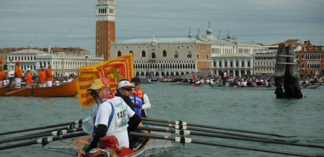 Rowing in Italy – Vogalonga and Adriatic Sea