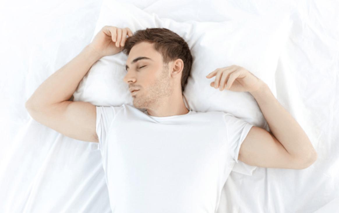 When sleep effects rowing
