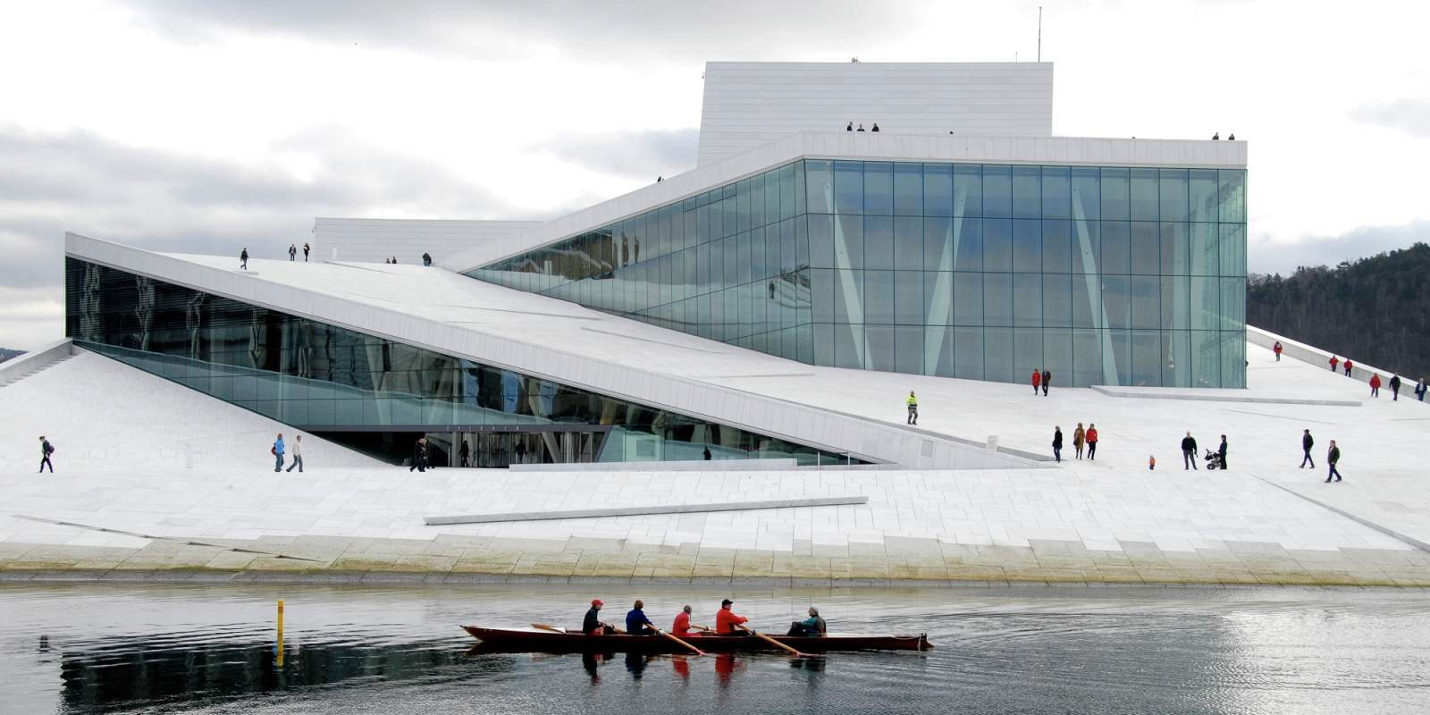 Rowing in Norway – Oslo Fjord and Telemark Canal