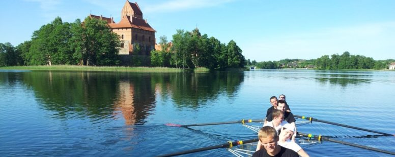 Rowing Camp in Lithuania
