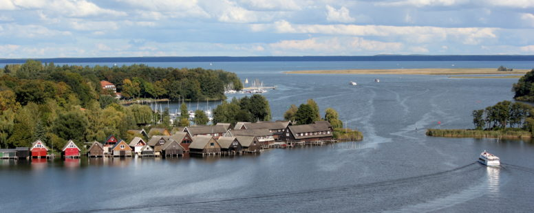 Rowing in Germany – Mecklenburg and Northern German Lakes